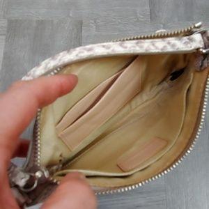 Cole Haan Bags - Cole Haan Crossbody Bag in Snakeskin Leather